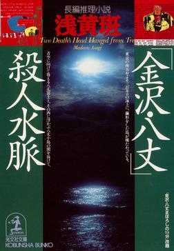「金沢・八丈」殺人水脈-電子書籍