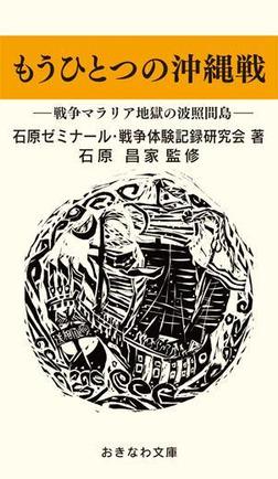 もうひとつの沖縄戦―戦争マラリアの波照間島―-電子書籍
