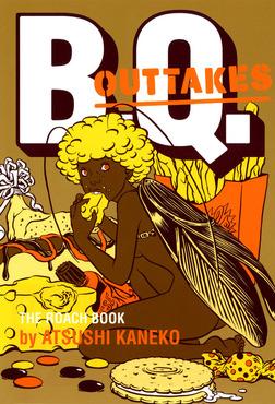 B.Q. OUTTAKES THE ROACH BOOK-電子書籍