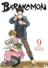 Barakamon, Vol. 9
