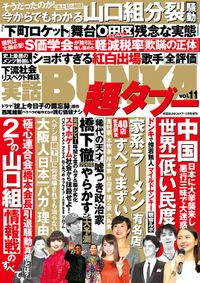 実話BUNKA超タブー vol.11【電子普及版】
