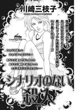クレイジー主婦~シナリオのない殺人~-電子書籍