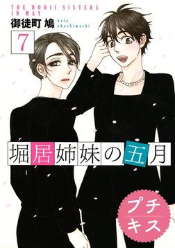 堀居姉妹の五月 プチキス(7)-電子書籍