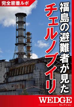 福島の避難者が見たチェルノブイリ-電子書籍