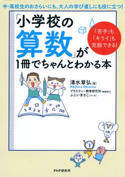 「苦手」も「キライ」も克服できる! 「小学校の算数」が1冊でちゃんとわかる本-電子書籍