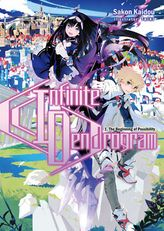 [Light Novel Set 20% OFF] Infinite Dendrogram: Volume 1-10
