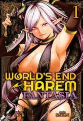 World's End Harem: Fantasia Vol. 1