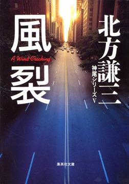 風裂 神尾シリーズ5-電子書籍