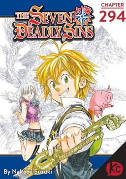 The Seven Deadly Sins Chapter 294