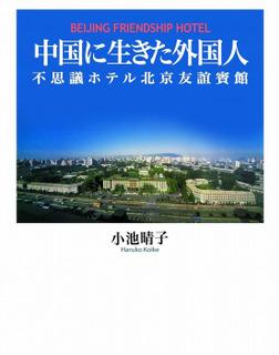 中国に生きた外国人 不思議ホテル北京友誼賓館-電子書籍