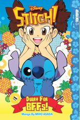 Disney Manga: Stitch! Diary for BFFs!