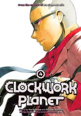 Clockwork Planet Volume 4