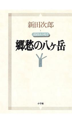 新田次郎エッセイ 山のエッセイ 郷愁の八ヶ岳-電子書籍