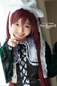 【コスプレ写真集】For Roses II【体験版】
