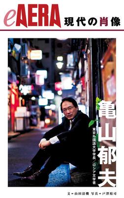 現代の肖像 亀山郁夫-電子書籍