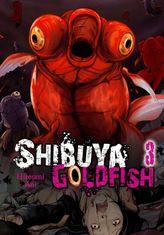 Shibuya Goldfish, Vol. 3