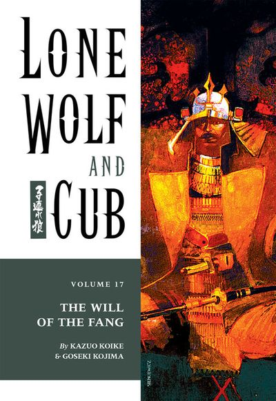 Lone Wolf and Cub Volume 17: The Will of the Fang