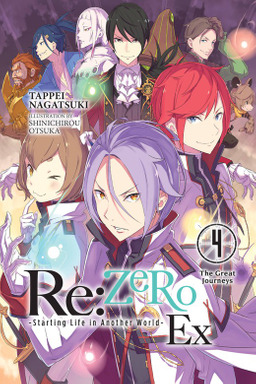 Re:ZERO -Starting Life in Another World- Ex, Vol. 4
