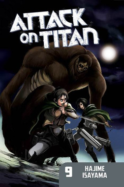 Attack on Titan 9-電子書籍