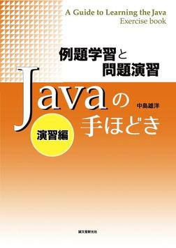 例題学習と問題演習 Javaの手ほどき 演習編-電子書籍