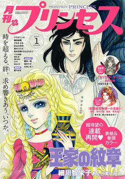 プリンセス 2017年1月号-電子書籍