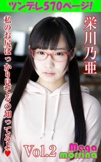 【Megamorrina】 私のお尻ばっかり見てるの知ってるよ 栄川乃亜 Vol.2