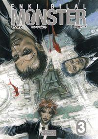 モンスター (3) パリのランデブー