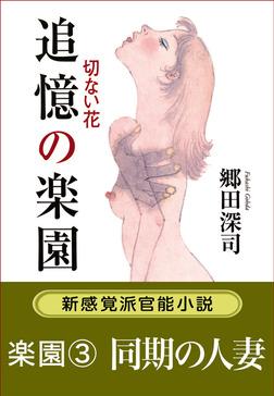 追憶の楽園 切ない花/楽園3.同期の人妻-電子書籍