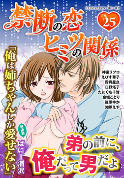 禁断の恋 ヒミツの関係 vol.25-電子書籍