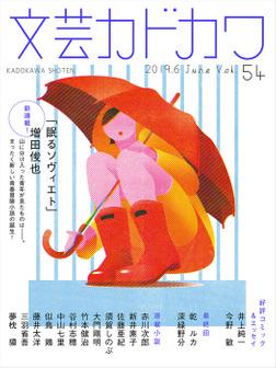 文芸カドカワ 2019年6月号-電子書籍