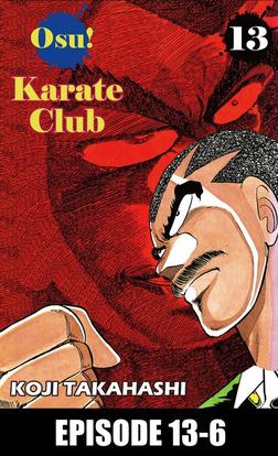Osu! Karate Club, Episode 13-6-電子書籍