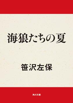 海狼たちの夏-電子書籍