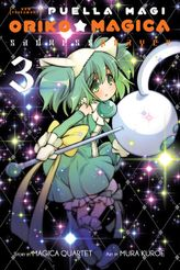 Puella Magi Oriko Magica: Sadness Prayer, Vol. 3