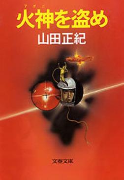 火神を盗め-電子書籍