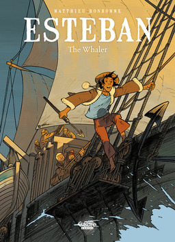 Esteban - Volume 1 - The Whaler