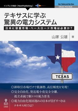 テキサスに学ぶ驚異の電力システム 日本に容量市場・ベースロード市場は必要か?-電子書籍