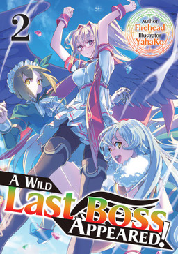 A Wild Last Boss Appeared! Volume 2