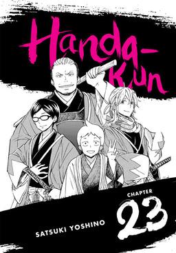 Handa-kun, Chapter 23