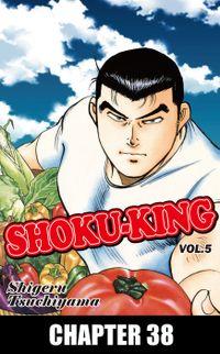 SHOKU-KING, Chapter 38
