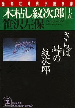 木枯し紋次郎(十五)~さらば峠の紋次郎~-電子書籍