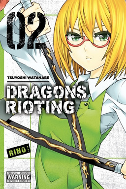 Dragons Rioting, Vol. 2