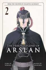 The Heroic Legend of Arslan 2