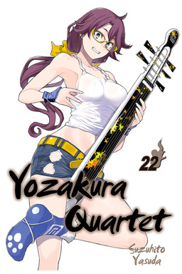 Yozakura Quartet Volume 22