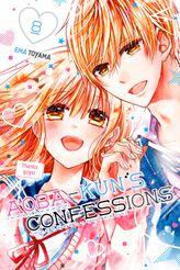Aoba-kun's Confessions Volume 8