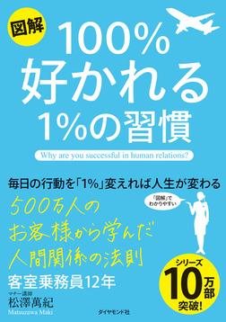 【図解】100%好かれる1%の習慣-電子書籍