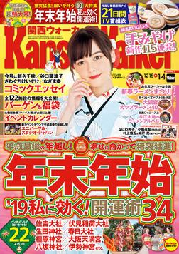 KansaiWalker関西ウォーカー 2019 No.1-電子書籍