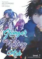 Grimgar of Fantasy and Ash: Volume 7