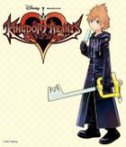 Kingdom Hearts 358/2 Days, Vol. 1: Bookshelf Skin [Bonus Item]