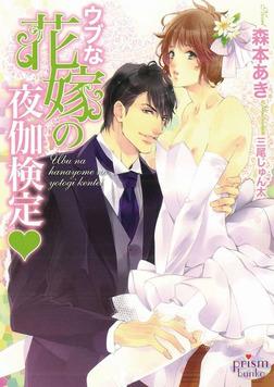 ウブな花嫁の夜伽検定v-電子書籍