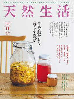 天然生活 2020 年 11 月号 [雑誌]-電子書籍